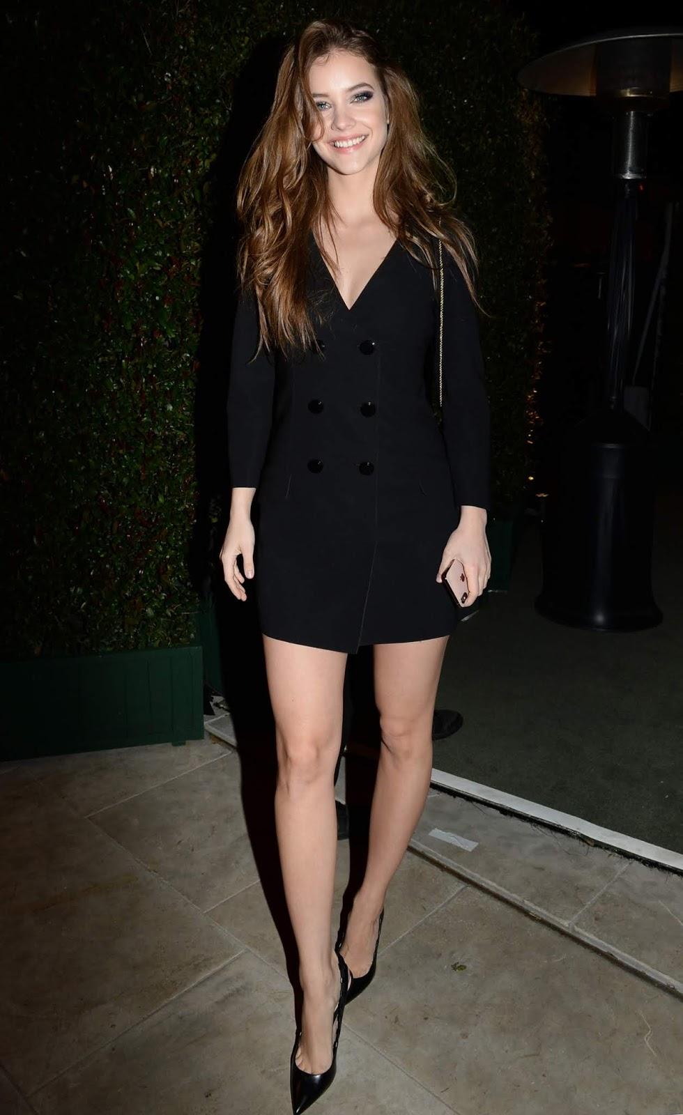 Barbara Palvin - WME Pre-Oscar Party in LA February - 02/22/2019