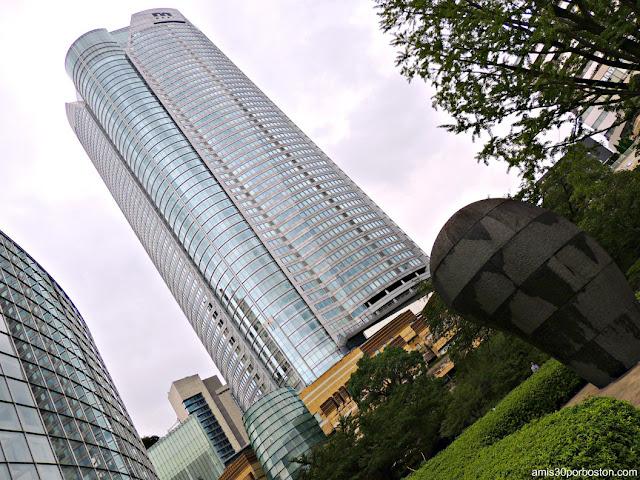 Roppongi Hills Mori Tower, Tokio