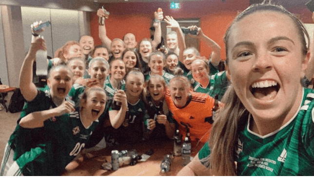Northern Ireland's women recently qualified for their first major tournament