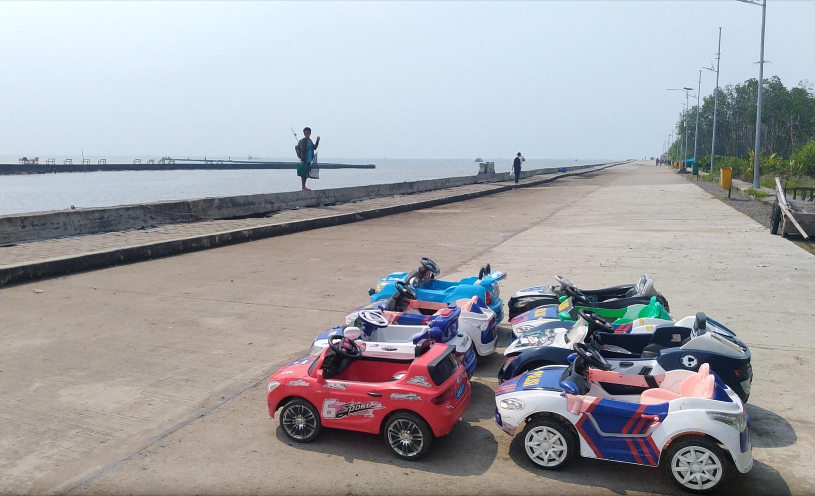 Pantai Gopek, Wisata Murah Meriah di Kota Serang - jet on ...