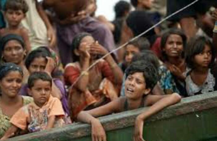 Hanya dalam 3 Hari, Sekitar 3.000 Muslim Rohingya Gugur di Myanmar
