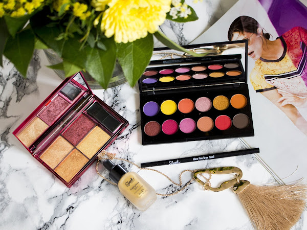 Sleek MakeUP Sunset Vibes Collection