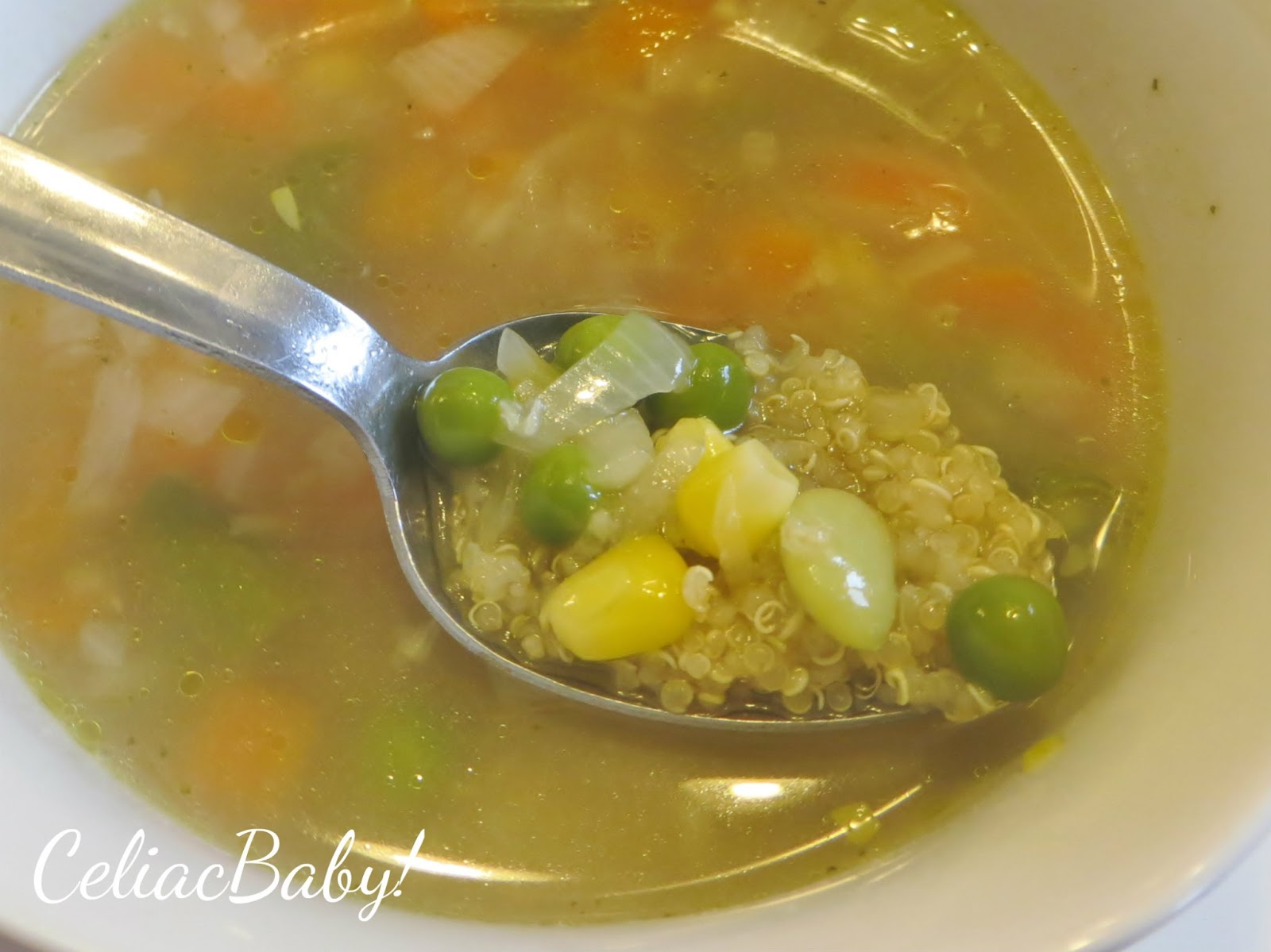 Portable Dried Soup Recipe