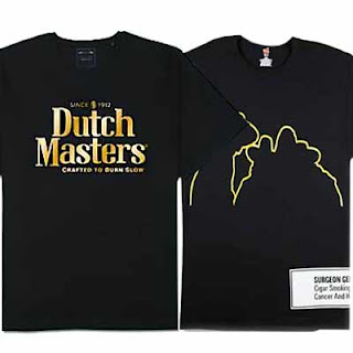 Image: Want a free Hanes tagless T-shirt or baseball cap from Dutch Masters