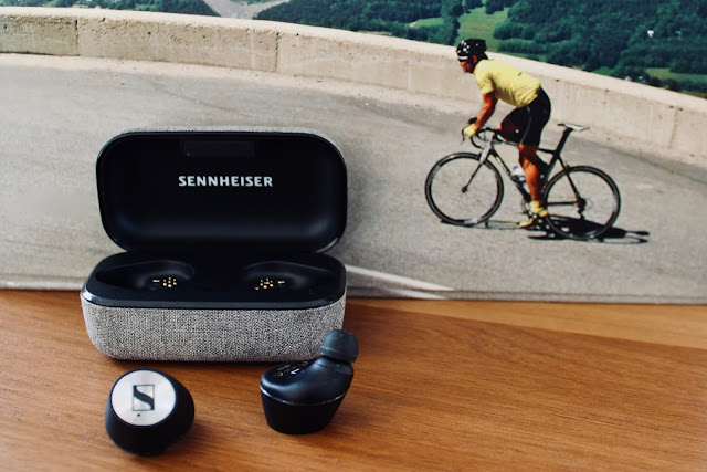 Review Sennheiser MOMENTUM True Wireless Earbuds