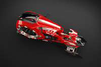 MotoGP Concept Hoverbike 🏍