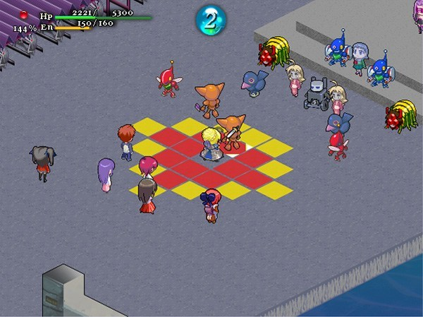 Battle Moon Wars Review