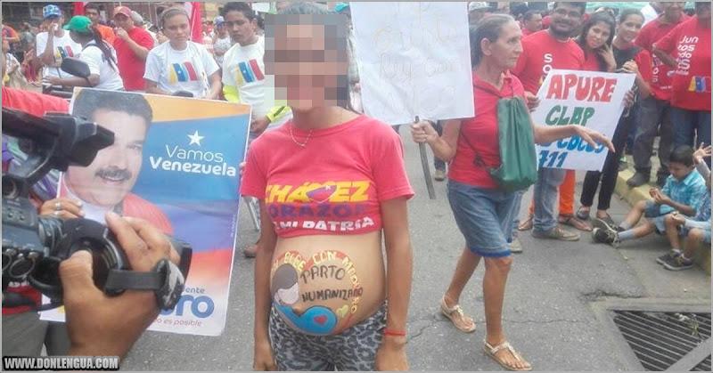 Madre adolescente mató a su hija recién nacida para vengarse de su pareja en Guárico