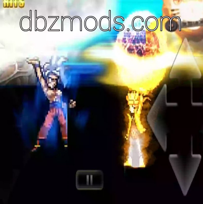 Download New Anime Mugen Apk DBZ Vs Naruto for Android 2019 APK