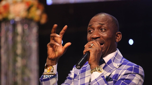 Audio: Dr Paul Enenche - Breaking Family and Generational Curses