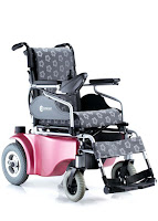 Comfort Power Wheelchair LY EB103 A