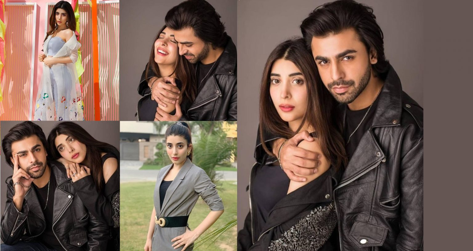 Urwa Hocane and Farhan Saeed Gorgeous Pictures
