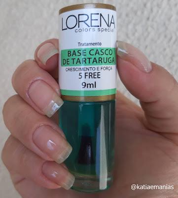 Lorena Colors Special, Base Tratamento, Linha de Tratamento,