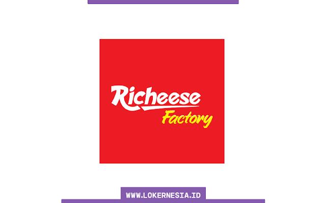 Lowongan Kerja Richeese Factory Bandung November 2020