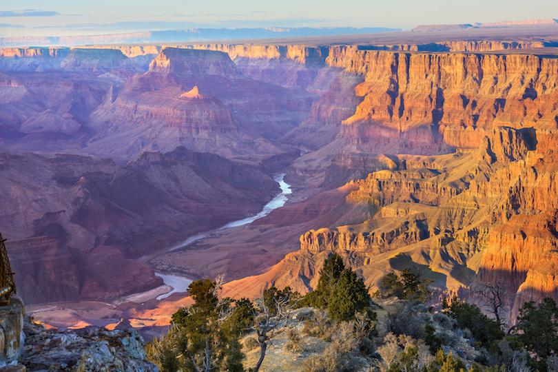 اجمل المناطق السياحية في الولايات المتحدة الأمريكية