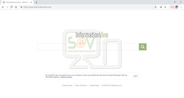 Informationvine.com (Hijacker)