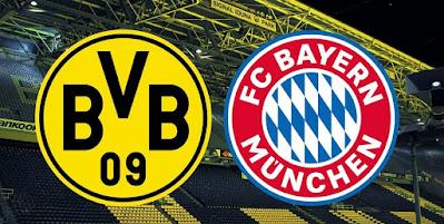 Bayern Munich vs Dortmund : Bundesliga  Live Stream