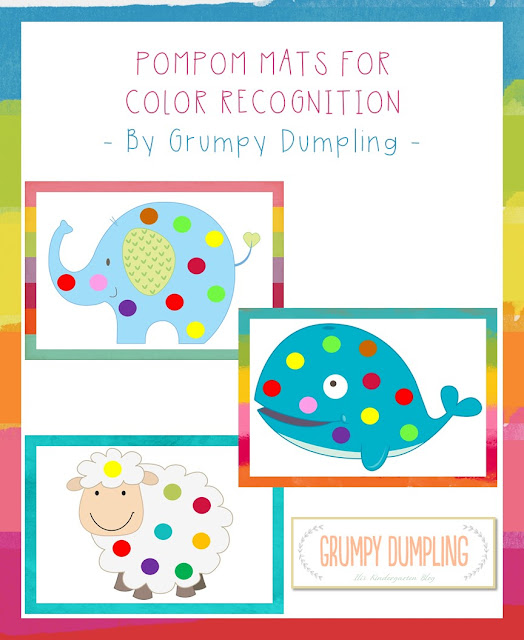 https://www.teacherspayteachers.com/Product/Pompom-Mats-for-Color-Recognition-Activities-2384760