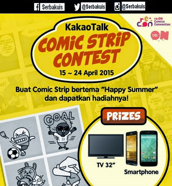 Comic Strip Contest