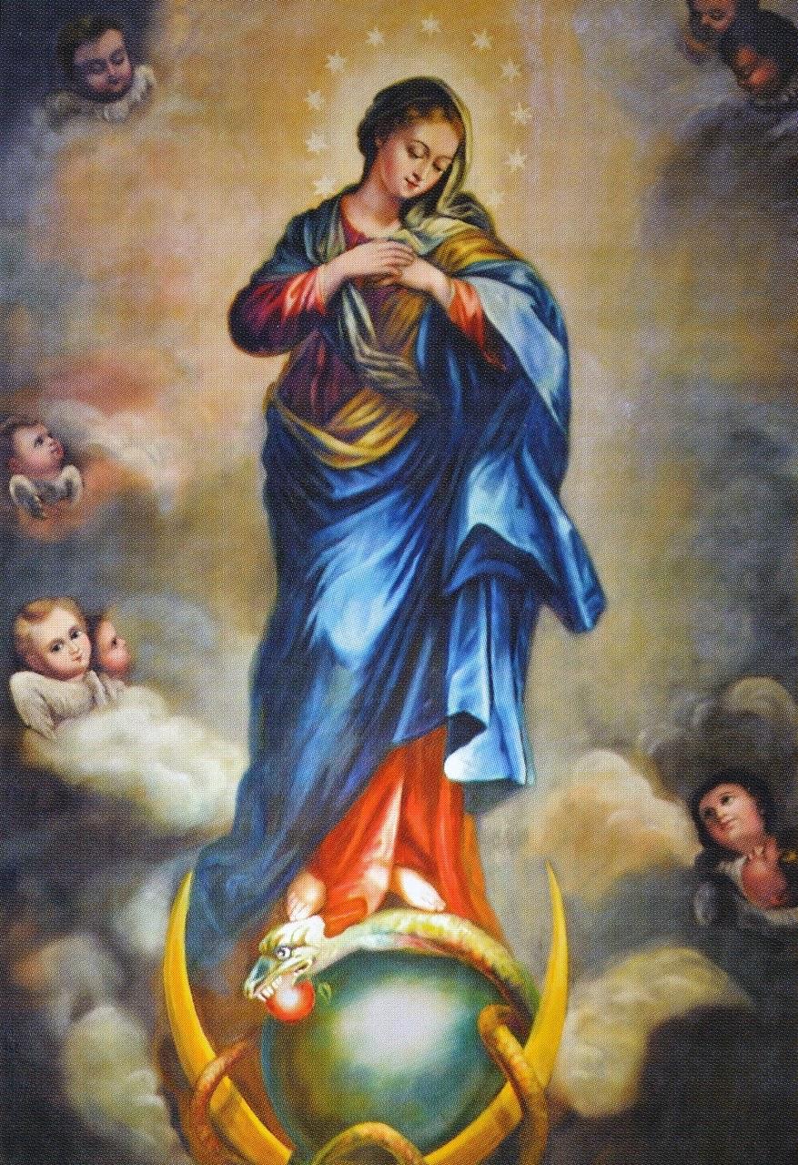Catholic Doctrine Virgin Mary