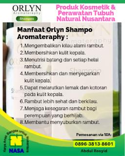 Shampoo Aromatherapy Mengatasi Ketombe, Kerontokan & Kutu Rambut