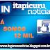 Página do Itapicuru Notícias no facebook chega a 12 mil curtidas