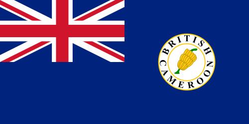 BRITISH CAMEROONS