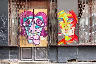 Sunday Street Art : Mr Renard et Manyoly -  rue du roi de Sicile - Paris 4