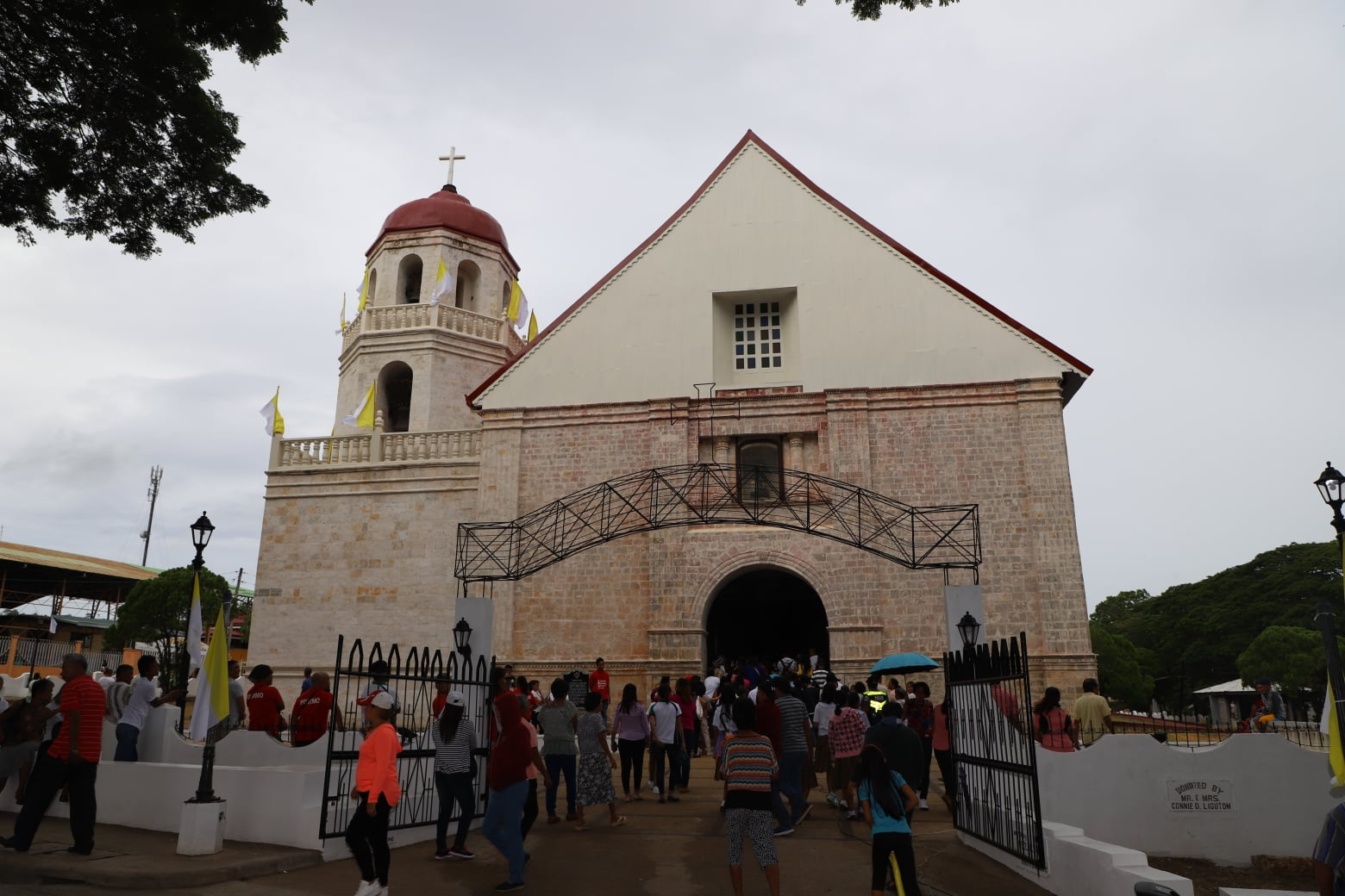 Parish Church of San Isidro Labrador and Convent, also known as the Lazi Church and Convent SIQUIJOR