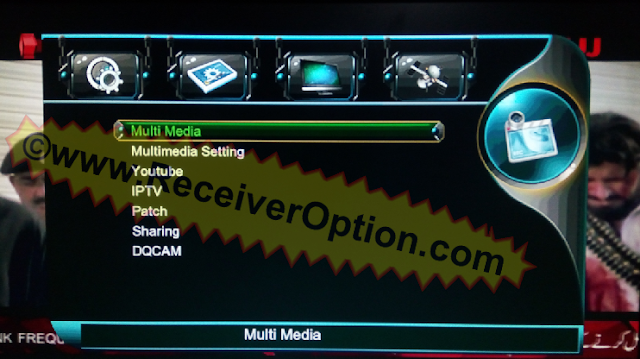 JAGUAR HD RECEIVER 1506TF 4MB NEW SOFTWARE WITH JAGUAR IPTV