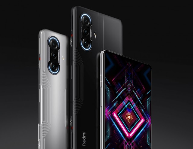 REDMI K40 GAMING ENHANCED EDITION UNVEILED IN CHINA WITH DIMENSITY 1200, STARTS AT JUST 1999RMB! ($309!)