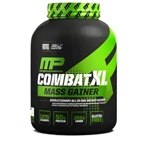 8. MusclePharm Combat XL