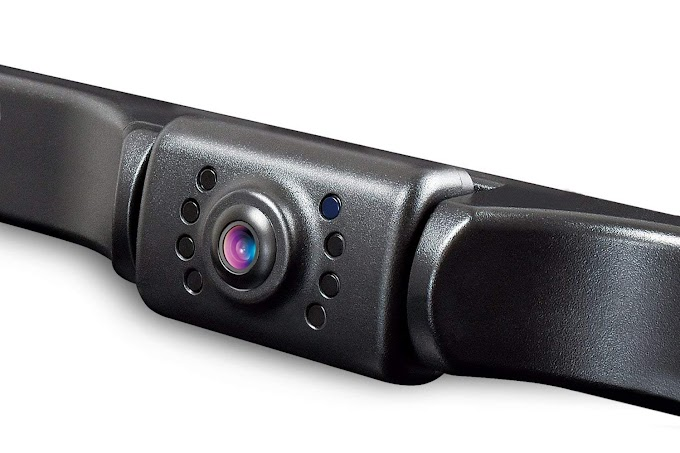 Backup Camera With LED Lights Night Vision