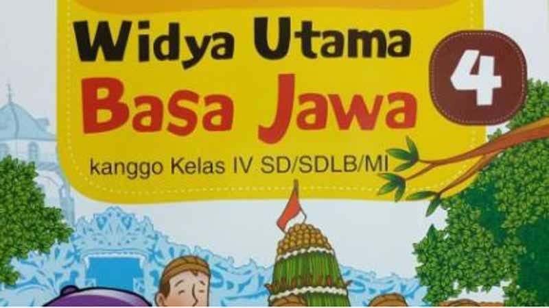 Contoh Soal PTS K-13 Bahasa Jawa Kelas 4 Semester 1 dan Kunci Jawabannya