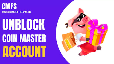 Unblock The Coin master.
