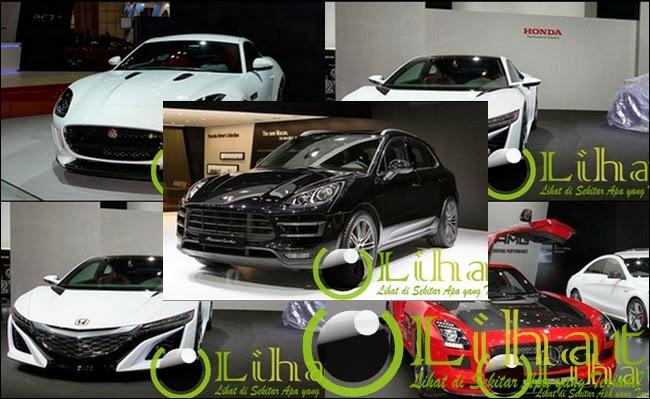 5 Mobil Produksi yang paling Terbaik di Dunia