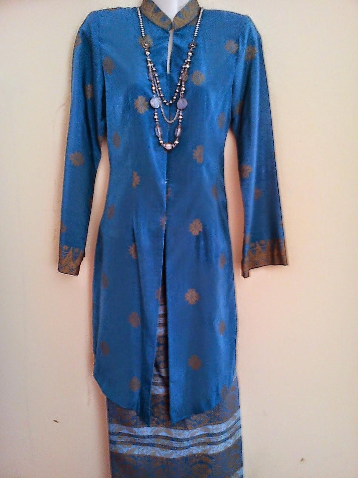 Kumpulan Foto Model Baju Kebaya Songket Online - Trend ...