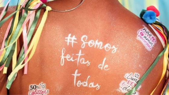 boticário tattoo carnaval consciente