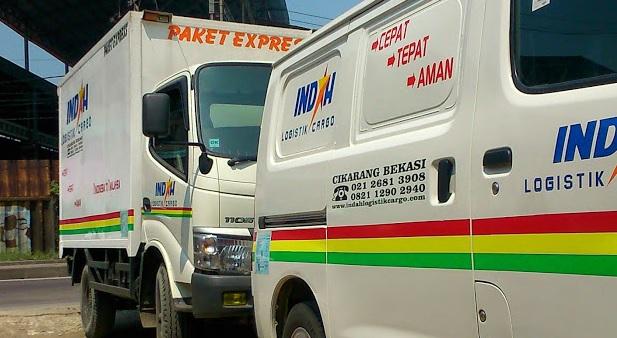 Cara Cek Ongkir Indah Cargo Jasa Logistik dan Trucking
