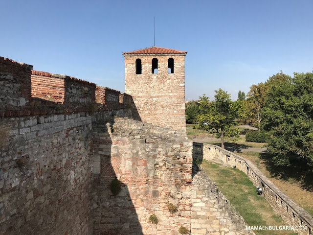 torre fortaleza baba vida vidin bulgaria
