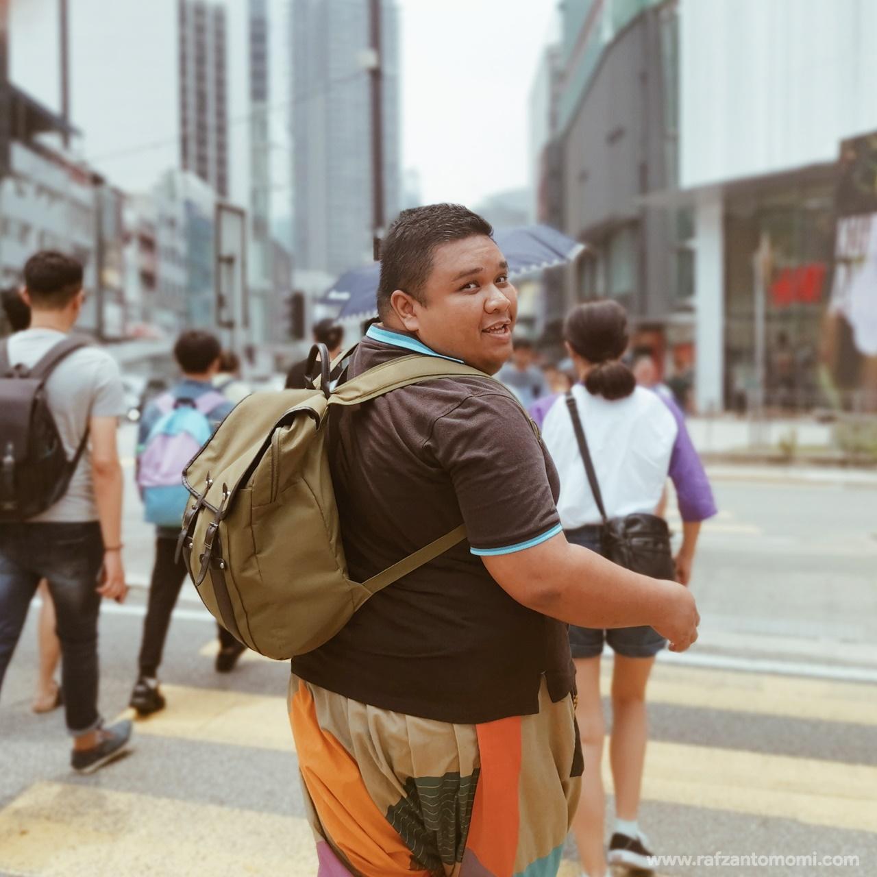 Photoshoot Dekat Jalan Bukit Bintang