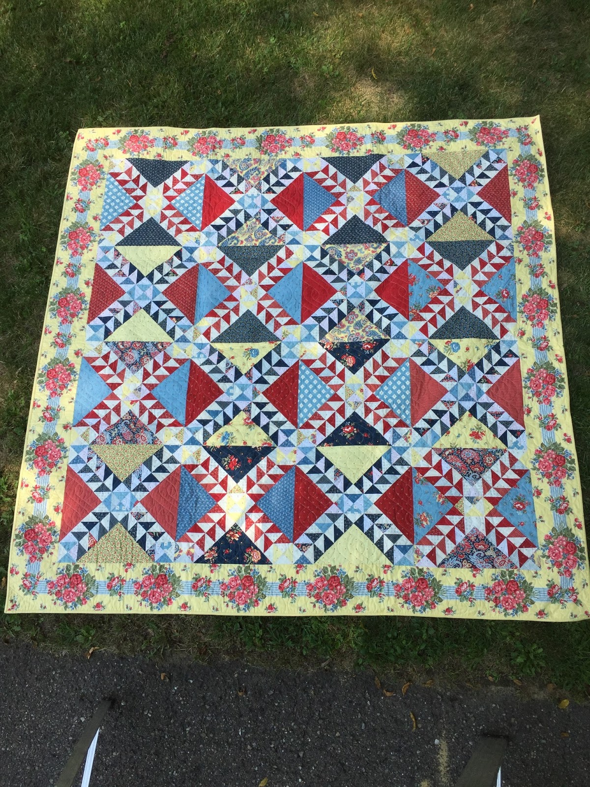 We Also Have Ann S Arbor Fabric Here Are Delighted To The Lady Of Lake Superior Quilt Kit In Our Etsy