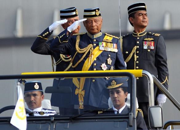Peranan 9 Raja-Raja Melayu Dalam Angkatan Tentera Malaysia
