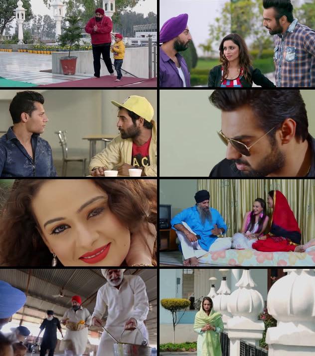 Wake Up Singh 2016 Punjabi 480p HDRip