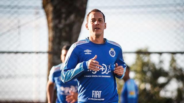 Meia foi noticiado como alvo do Inter Vinnicius Silva / Cruzeiro