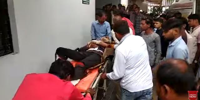 पीछे से आया ट्रक महिला शिक्षक पर पलट गया, मां-बेटी की मौत, पति घायल   BARWANI MP NEWS