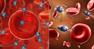 Τα πρώτα νανορομπότ που καταστρέφουν τους καρκινικούς όγκους