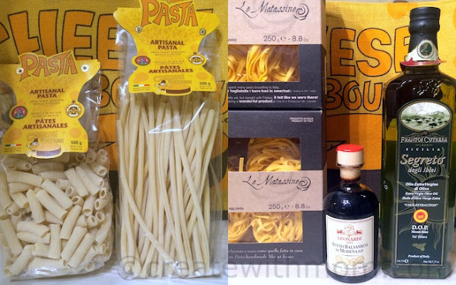 cheese boutique pasta