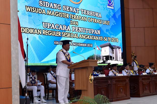 Kasum TNI: TNI AL Perlu Langkah Strategis Dalam Penanggulangan Bencana di Indonesia