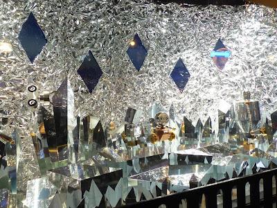 Les vitrines de Noël des grands magasins Paris